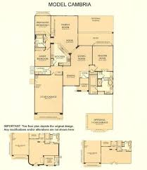 corte bella floor plans