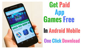 get paid apps games for free in android mobile one click
