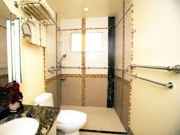 Handicap Bathroom Design Bathrooms Design Handicap Accessible Bathroom Designs Forhandicap