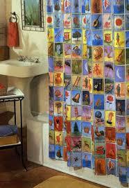 Birdhouse Shower Curtain Marvellous Birdhouse Shower Curtain 95 About Remodel Door Curtains