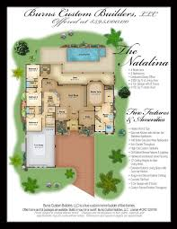 custom home builders floor plans color floor plan and brochure sles on behance