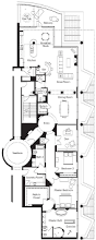 Floor Planning New York Luxury Apartment Floor Plans Planos De Apartamentos
