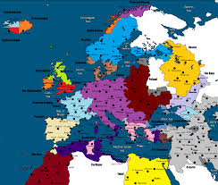 Europe Map Games by Civ5 Game In Europe 1213x1029 Imaginarymaps
