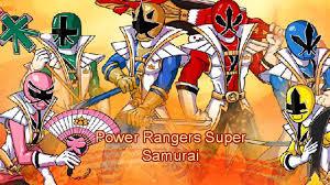 power rangers samurai super samurai free games kids nick