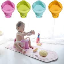 siege de bain bebe nonslip baby infant toddler bath seat ring safety comfort chair