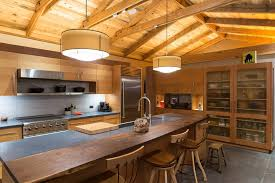 Green House Kitchen by Desert Rain House In Oregon Is One Of The Greenest Homes In The
