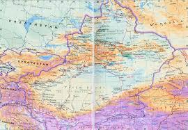 Changsha China Map by China Xinjiang Map Map Of Xinjiang Uygur Autonomous Regiont