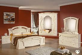 ensemble chambre à coucher adulte ambra laque beige marbre ensemble chambre a coucher ensemble