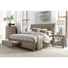 Storage Bed Sets King 4 King Storage Bedroom Set