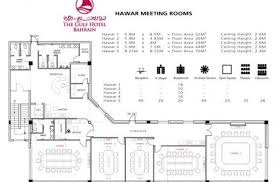 marriage hall floor plan the venues floor plans gulf hotel bahrain