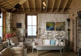 traditional livingroom 15 homey rustic living room designs home design lover