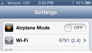 Iphone 5 Symbols On Top Bar Iphone 5 Wifi Weirdness Alexking Org