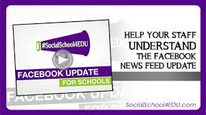 fb update video update on facebook socialschool4edu