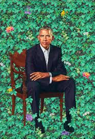 Portrait Meme - barack obama becomes internet meme as people poke fun at national