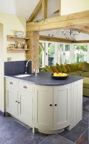 split level cottage kitchen
