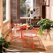 patio dining sets u0026 outdoor dining sets west elm