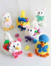 plush easter baskets easter baskets and toys crochet patterns maggie s crochet