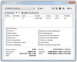 Hard Drive Bench Mark Hd Tune A Free Utility To Benchmark And Test Your Hard Drive