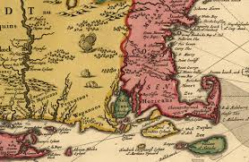 Map Of New England Colonies by Historical Maps Of Barrington Barrington Preservation Society