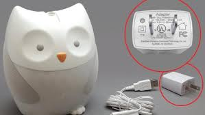 skip hop owl night light skip hop nightlight soother adapters recalled after reports of