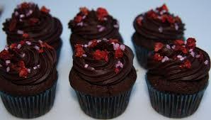 chocolate designer cupcake bakehouz