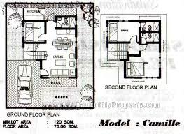 low cost floor plans the prestige subdivision buhangin davao city property