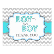 thank you baby shower baby shower thank you postcards zazzle