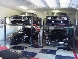 man cave garage floor ideas throughout dream garage ideas tnc garage car lift within dream ideas