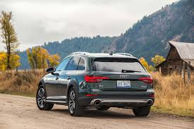 audi a4 2017 black 2017 audi a4 allroad first drive review motor trend