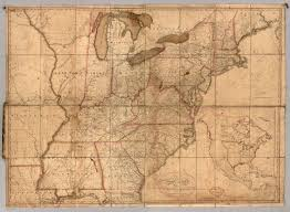 Full Map Of The United States by Map Of The United States David Rumsey Historical Map Collection