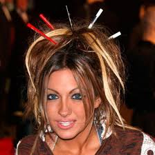 chopsticks for hair 90s hairstyle trends that make us weirdly nostalgic but should