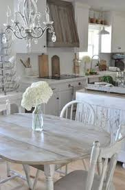 Shabby Chic Kitchen Table by Mooi Met Verhoogde Slaapkamer Droomkeuken Heel Mooi De Tafel Is