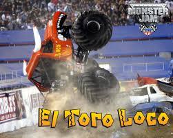 el toro loco monster truck videos monster jam wallpaper wallpapersafari