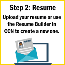college central resume builder find a job through college central network ccn career services