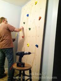 How To Build An Interior Wall The 25 Best Indoor Climbing Ideas On Pinterest Kid Rooms Rock