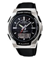 Jam Tangan Casio prayer compass pusat penjualan jam tangan casio original