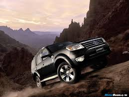 Ford Everest Facelift Ford India Launches Facelifted Endeavour