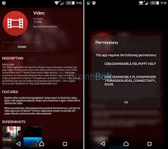 sony xperia player apk sony 9 2 a 0 6 app updated shrinking player option added