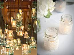 Wedding Table Themes Jar Decorations For Weddings Enchanting Representation