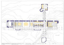 Cote D Azur Floor Plan by Sverre Fehn Villa Busk Bamble 1990 Architec Pinterest
