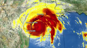 Dallas Radar Map by More Evacuations As Hurricane Harvey Bears Down On Texas