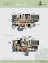 Cottages Floor Plans Sagora Floor Plans