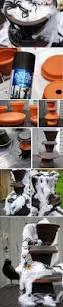 Diy Outdoor Halloween Decorations by 19 Best Halloween Decorations Templates Images On Pinterest