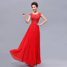 aliexpress com buy cheap long red bridesmaid dresses with