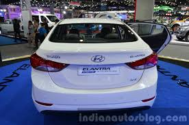 hyundai elantra price in india soon hyundai to drive in elantra to india rediff com