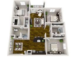 2 bedroom apartments murfreesboro tn 3 bed 2 bath apartment in murfreesboro tn everwood at the avenue