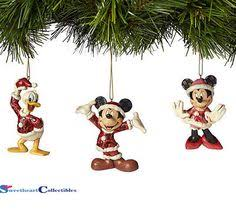 disney traditions santa mickey minnie mouse hanging tree ornament