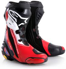 mens high heel motorcycle boots alpinestars mens limited edition supertech r victory andrea