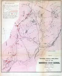 Superfund Sites Map by History Ringwood Landfill Mines Superfund Site