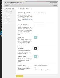 wordpress responsive youtube playlist video player by rikdevos